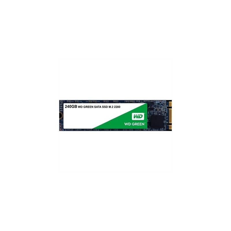 Western Digital WDS240G2G0B SSD M2 2280 240GB Gre