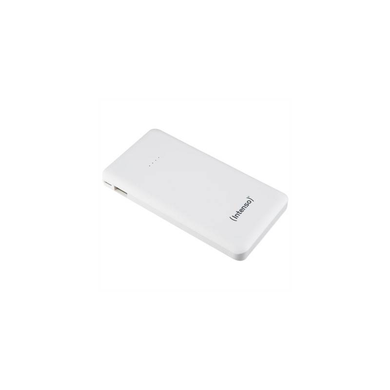 Intenso Powerbank Slim 10000 mAh Blanco 50V 21A