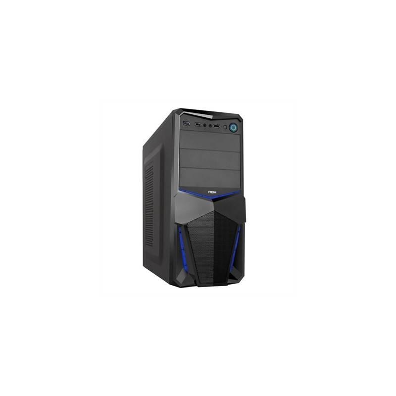 Nox Caja Semitorre ATX PAX ATX USB 30 NEGRA