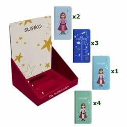 Susiko 10 PowerBank Dia Madre Expositor
