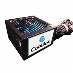 CoolBox Fuete AL ATX FORCE BR500 BRONZE