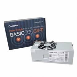 CoolBox Fuente Alim TFX BASIC 500GR T CEROHS