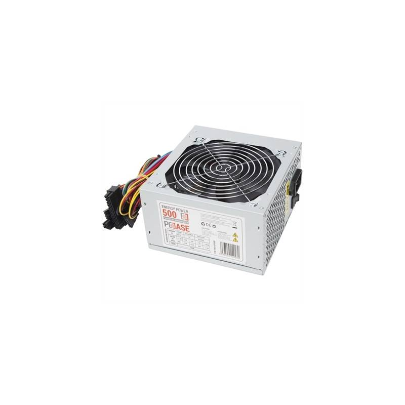 CoolBox Fuente alim ATX PCCASE EP 500